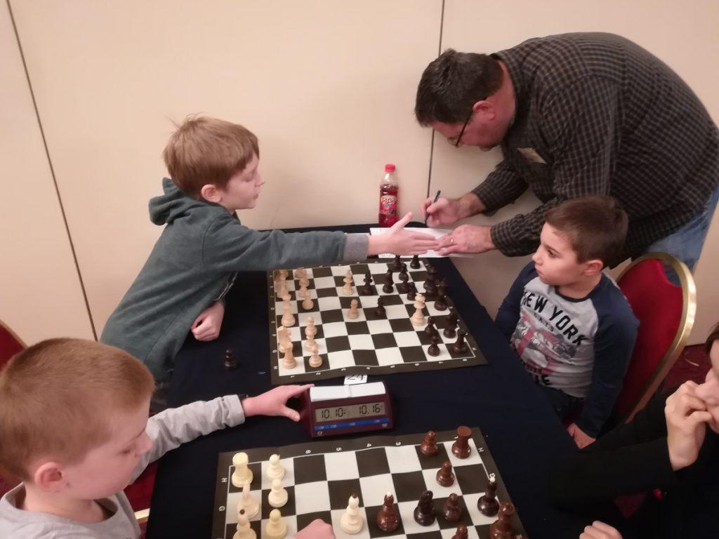 Šahovski festival u Zagrebu